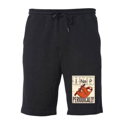 Peridycally Fleece Short Designed By Pollerns