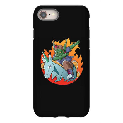 Goblin Dabbing Iphone 8 Case Designed By Pollerns