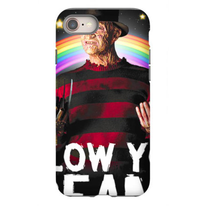 Night.mare  On  Elm Street  Fred .dy  Follow Your  Dreams T Shirt Iphone 8 Case Designed By Tegan8688