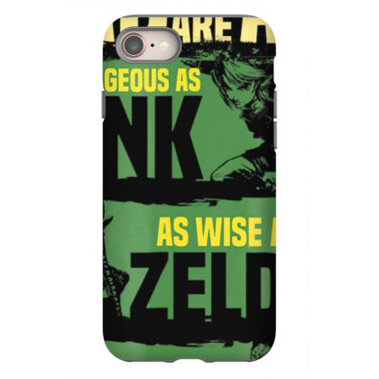Nin.ten. Do Legend Of Zel. Da Dad Relates To Game  T Shirt Iphone 8 Case Designed By Tegan8688