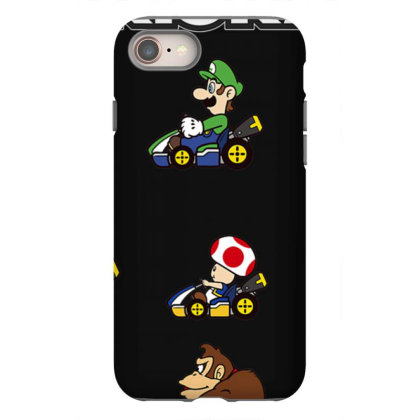 Nin.ten.do  Rio   Kart Racers Ready Line Up  T Shirt Iphone 8 Case Designed By Tegan8688