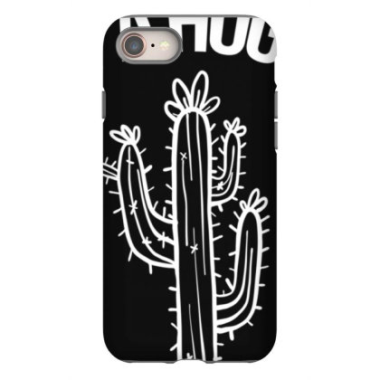 Not A Hug.ger Funny   Cactus Sarcastic  T Shirt Iphone 8 Case Designed By Tegan8688