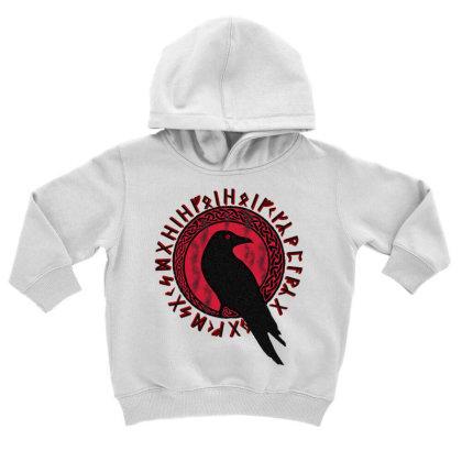 Odin Ra.vens Huginn & Muninn Veg.visir Tshirt,  Vi.kings Myth  T Shirt Toddler Hoodie Designed By Tegan8688