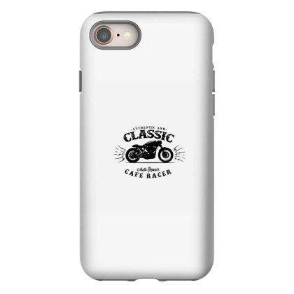 Motorcycle Logo Iphone 8 Case Designed By Malik Veer