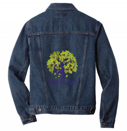 Classic T Shirt Men Denim Jacket Designed By Yasmin 2642