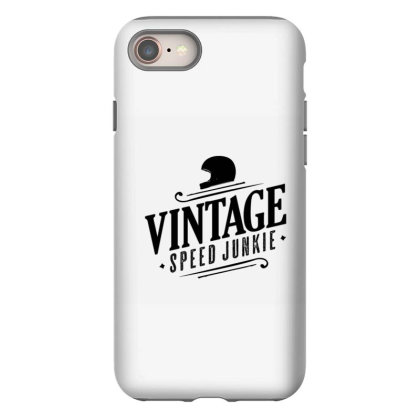 Vintage Iphone 8 Case Designed By Malik Veer