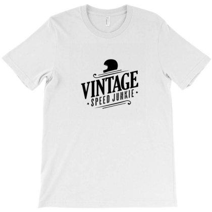 Vintage T-shirt Designed By Malik Veer