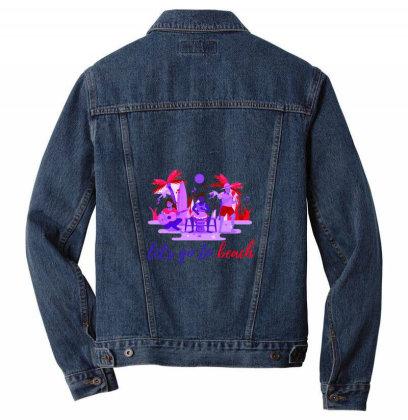 Fancy T Shirt Men Denim Jacket Designed By Yasmin 2642