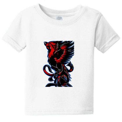 The Phoenix Baby Tee Designed By Smriti_v.laxmi