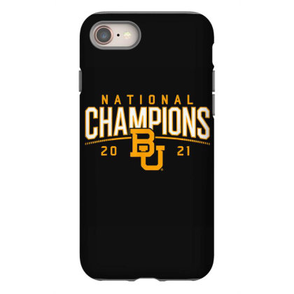 Baylor National Championship Iphone 8 Case Designed By Amber Petty