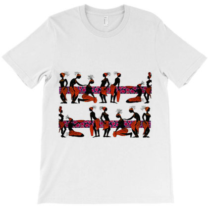 Tribal Artwork T-shirt Designed By Smriti_v.laxmi