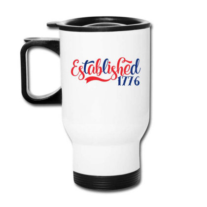 Established 1776 Travel Mug Designed By Gnuh79