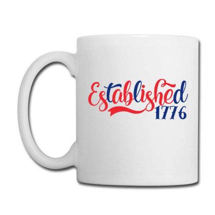 Established 1776 Coffee Mug Designed By Gnuh79