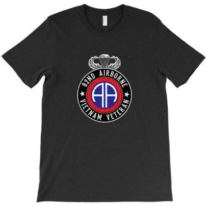 82nd Airborne Design 82nd Airborne Vietnam Veteran T-shirt Designed By Renkuz
