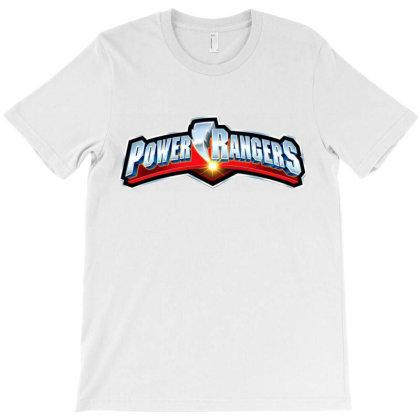 Power Rangers Billy Cranston Movie T-shirt Designed By Şen