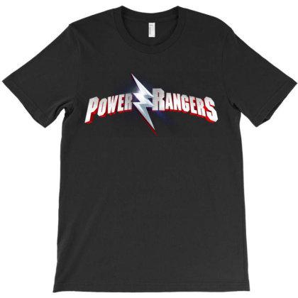 Power Rangers Billy Cranston Film Cartoon T-shirt Designed By Şen