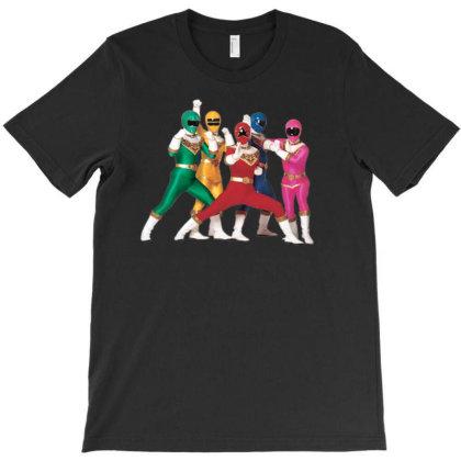 Power Rangers Billy Cranston Film T-shirt Designed By Şen