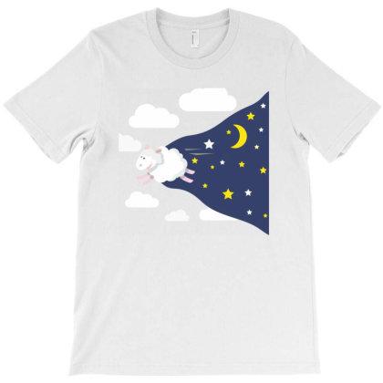Tiny Cute Lamb T-shirt Designed By Şen