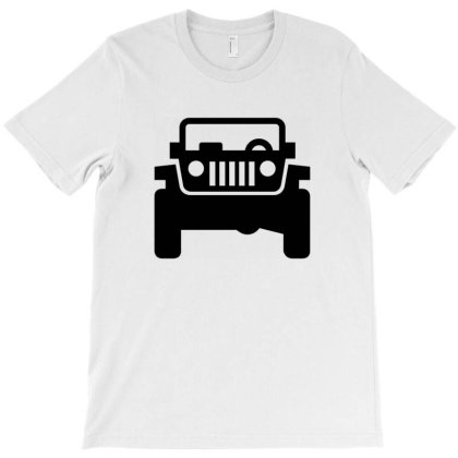 Jeep T-shirt Designed By Şen