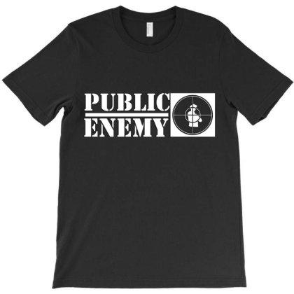 Public Enemy T-shirt Designed By Şen