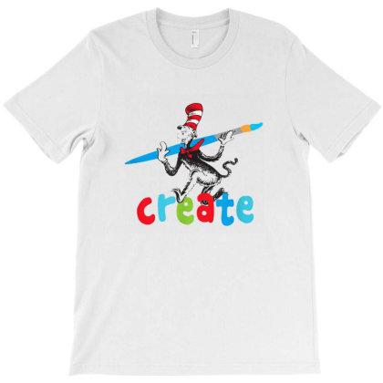 Seuss Create T-shirt Designed By Arentiszs