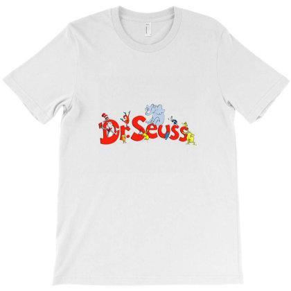 Seuss Family T-shirt Designed By Arentiszs