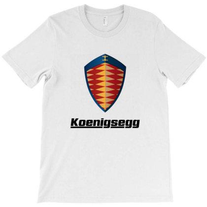 Koenigsegg T-shirt Designed By Şen