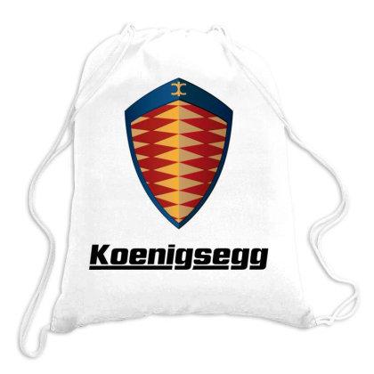 Koenigsegg Drawstring Bags Designed By Şen