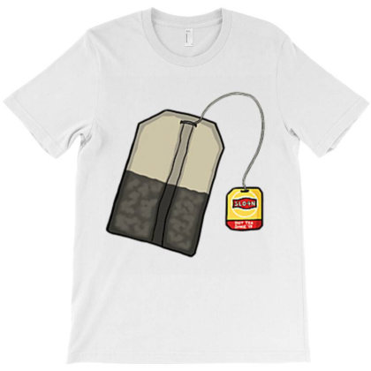 Sloan 's  Hot   Tea   T Shirt T-shirt Designed By Hi313