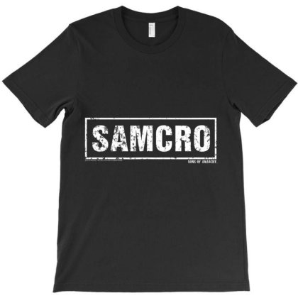Sons  Of  Anarchy  Sam.cro  T Shirt T-shirt Designed By Wened313