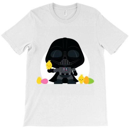Dar.th  Va.der Ka.waii.  Easter  Car  T Shirt T-shirt Designed By Wened313
