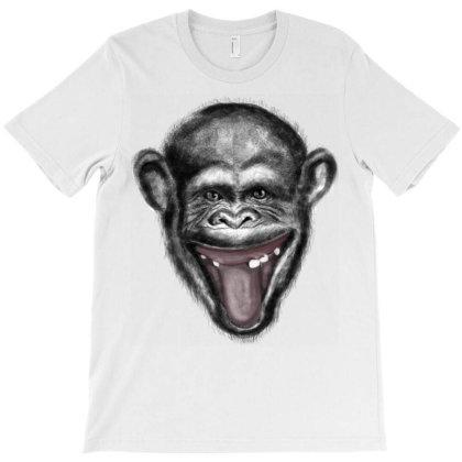 Chimp T-shirt Designed By Akash2000raj