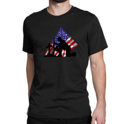 Memorial Day Soldier Classic T-shirt Designed By Akin