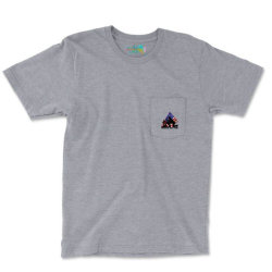 Freedom Isn't Free Pocket T-shirt Designed By Akin