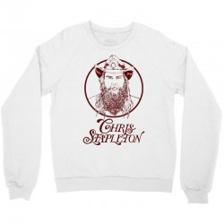 chris stapleton Crewneck Sweatshirt | Artistshot