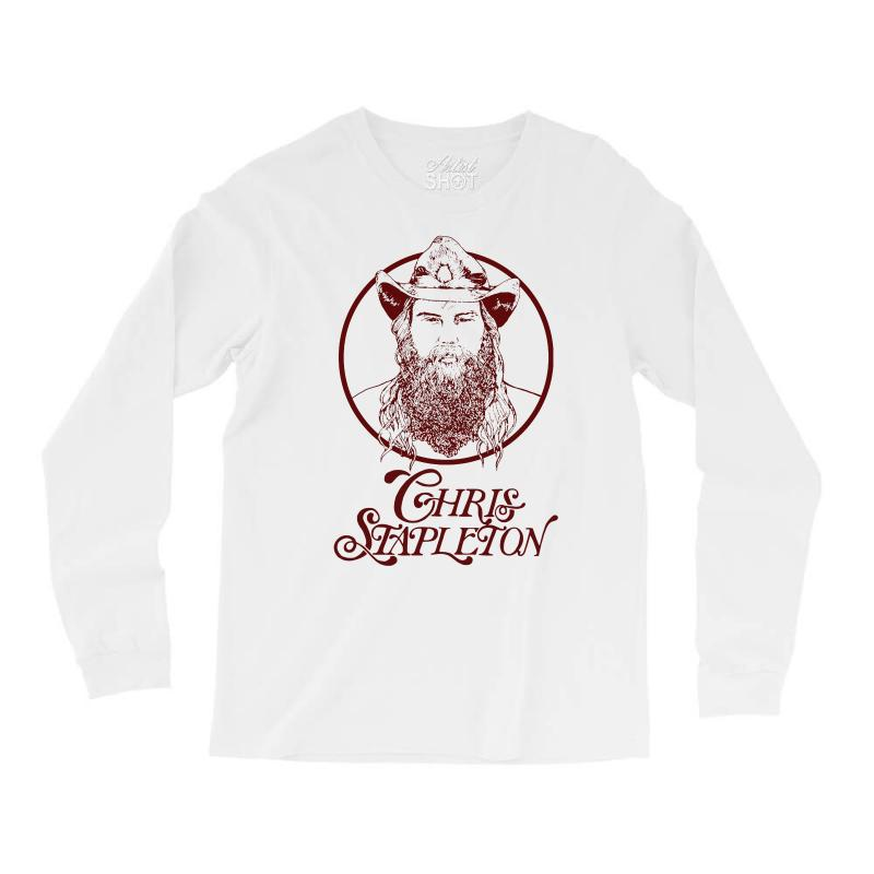 Chris Stapleton Long Sleeve Shirts | Artistshot