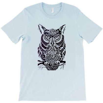 Owlsome T-shirt Designed By Smriti_v.laxmi