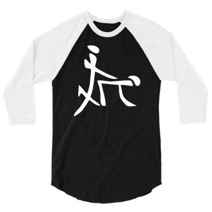 China Sex Symbol 3/4 Sleeve Shirt Designed By Wanzinx