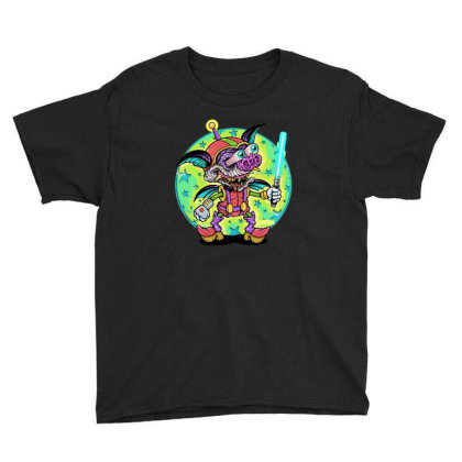 Astro Batty Youth Tee Designed By Grider
