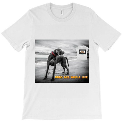 Dog T-shirt Designed By Evermore9