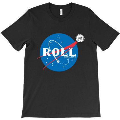 Space Roll T-shirt Designed By Grider