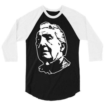 Dennis Skinner Mp Beast Of Bolsover 3/4 Sleeve Shirt Designed By Wanzinx