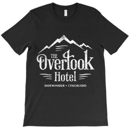 The Overlook Hotel T Shirt (worn Look) Essential T Shirt T-shirt Designed By Wened313