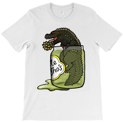 The   Te.rri.fying   Pic.kle.jho    Essential T Shirt T-shirt Designed By Wened313
