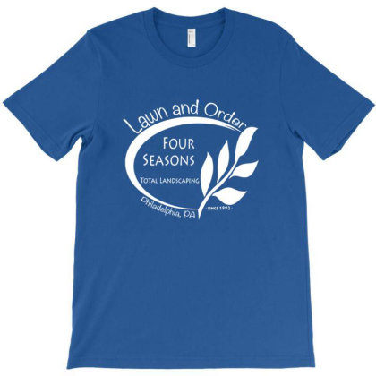 Four Seasons Total Landscaping Merch T-shirt Designed By Willo