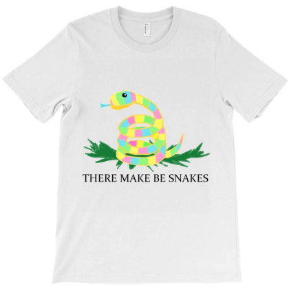 There Make Be Snakes Classic T Shirt T-shirt Designed By Wened313