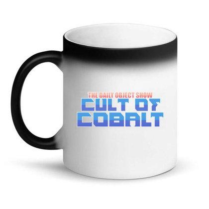 Cult Of Cobalt Show Magic Mug Designed By Willo