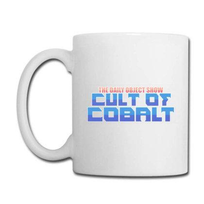 Cult Of Cobalt Show Coffee Mug Designed By Willo