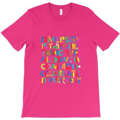 Intercultural T-shirt Designed By Karla Arabelle