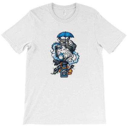 Bottled Spirits T-shirt Designed By Blowerns